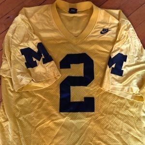 Vintage Michigan jersey